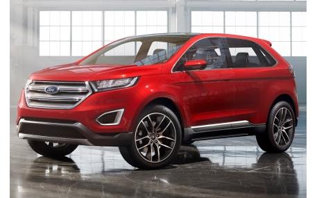Хром накладки Ford Edge
