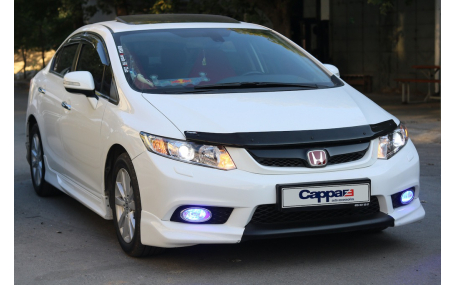 Дефлектор капота Honda Civic