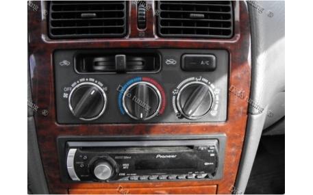Кольца в щиток приборов Toyota Avensis