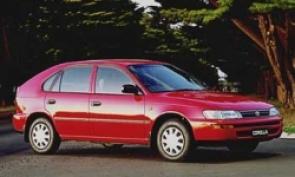 Corolla (1992-1997)