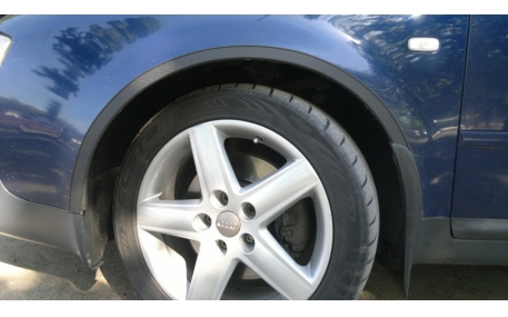 Арки Audi A6 С5