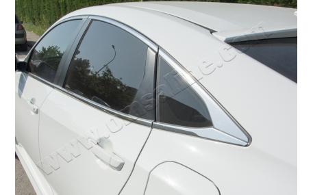 Хром накладки Honda Civic