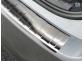 Накладка на задний бампер BMW G30