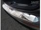 Накладка на задний бампер Volvo V60