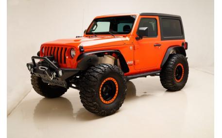 Арки Jeep Wrangler