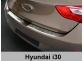 Накладка на задний бампер Hyundai i30