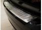 Накладка на задний бампер Renault Fluence