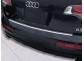 Накладка на задний бампер Audi Q7