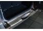 Накладка на задний бампер Suzuki Grand Vitara