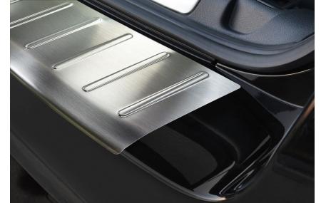 Накладка на задний бампер Peugeot 508 SW