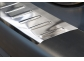Накладка на задний бампер Peugeot 2008