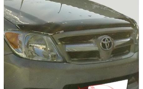 Дефлектор капота Toyota Hilux