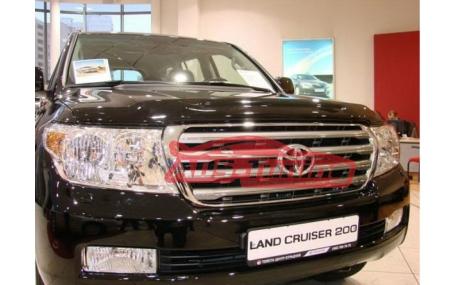 Дефлектор капота Toyota Land Cruiser 200