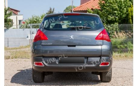 Хром накладка Peugeot 3008