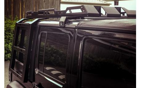 Багажник на крышу Jeep Wrangler