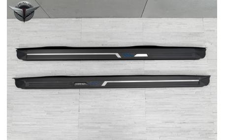 Подножки Honda HR-V