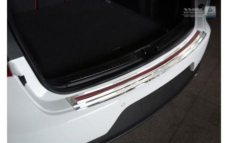 Накладка на задний бампер Porsche Macan