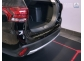 Накладка на задний бампер Mitsubishi Outlander