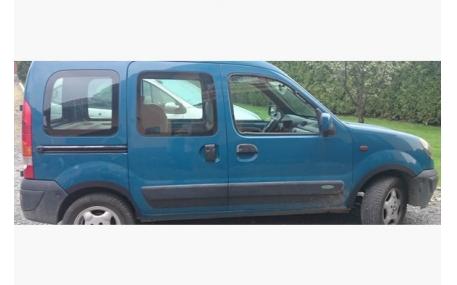 Арки Renault Kangoo