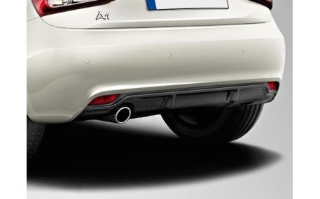 Накладка задняя Audi A1