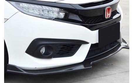 Накладка передняя Honda Civic