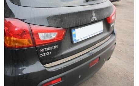 Хром накладки Mitsubishi Outlander