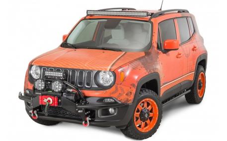 Бампер передний Jeep Renegade