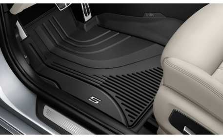Коврики в салон BMW 5 (G30)