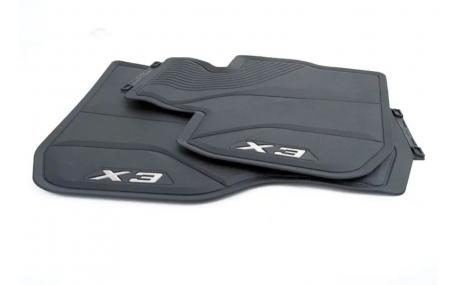 Коврики в салон BMW X3 G01