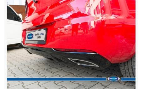Накладка задняя Opel Astra K