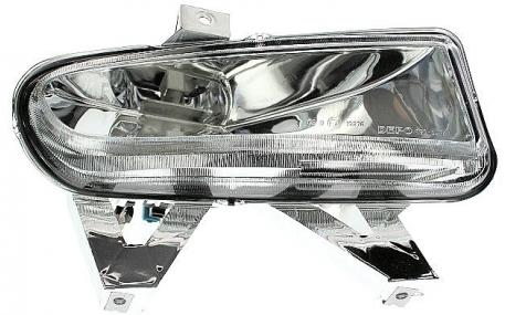 Противотуманки Peugeot 406