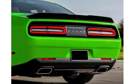 Спойлер Dodge Challenger