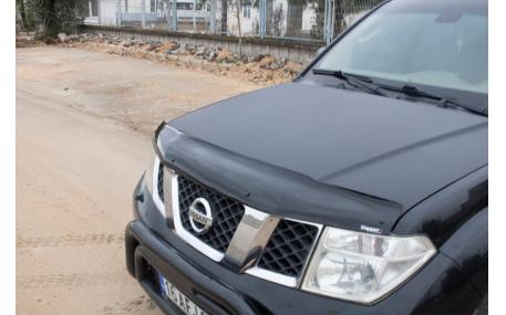 Дефлектор капота Nissan Navara/Pathfinder