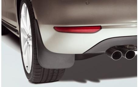 Брызговики Volkswagen Golf 6 Plus
