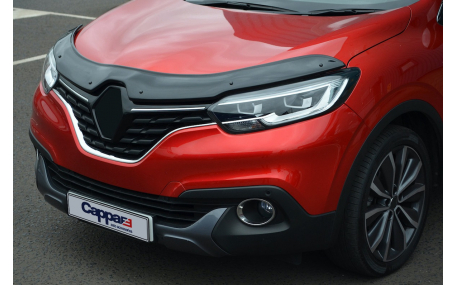Дефлектор капота Renault Kadjar