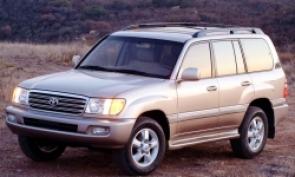 Land Cruiser 100 (1997- 2007)