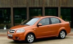 Aveo T250 (2006-2012)