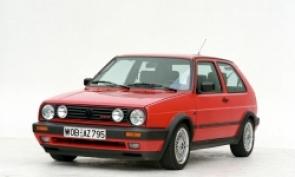Golf 2 (1983-1991)