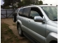 Хром накладки Toyota Land Cruiser Prado 120