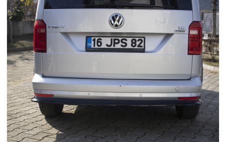 Накладка задняя Volkswagen Caddy