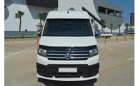 Дефлектор капота Volkswagen Crafter