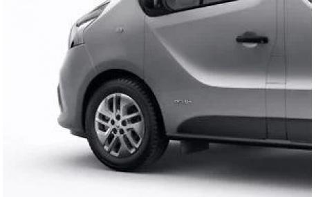 Брызговики Renault Trafic