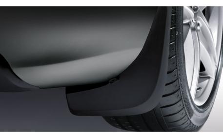 Брызговики Audi A4 B8