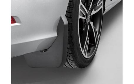 Брызговики Audi A3 Coupe