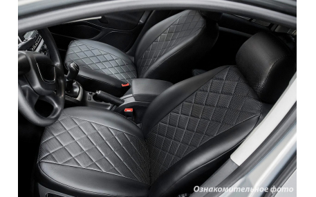 Авточехлы Renault Duster