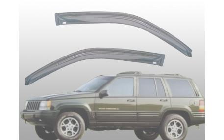 Дефлекторы окон Jeep Grand Cherokee