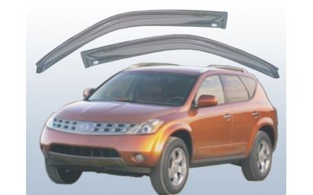 Дефлекторы окон Nissan Murano