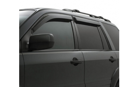 Дефлекторы окон BMW X5 (E53)