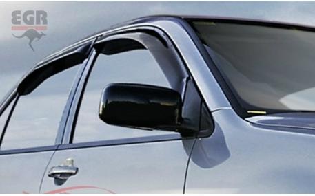 Дефлекторы окон Mitsubishi Lancer
