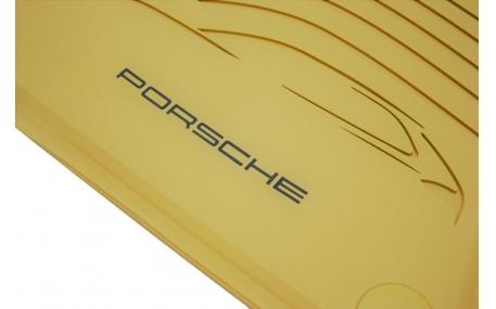 Коврики в салон Porsche Cayenne 958
